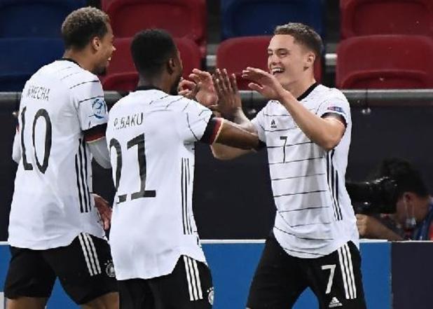 Euro U21 2021 - L'Allemagne bat les Pays-Bas et rejoint le Portugal en finale