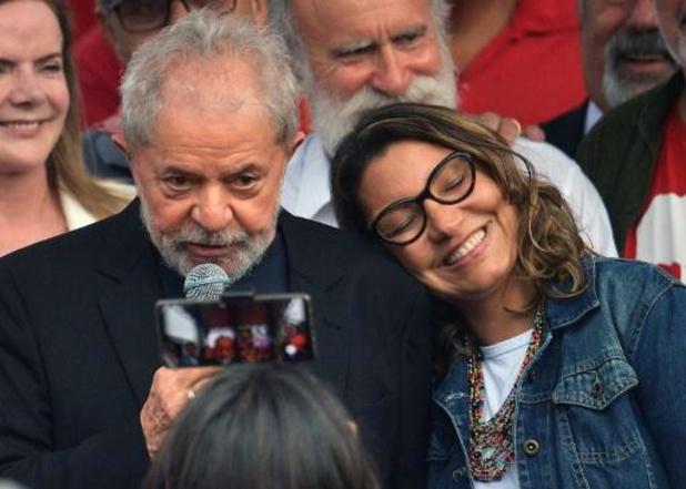 Regeringsleiders uit de regio reageren verheugd op vrijlating Lula