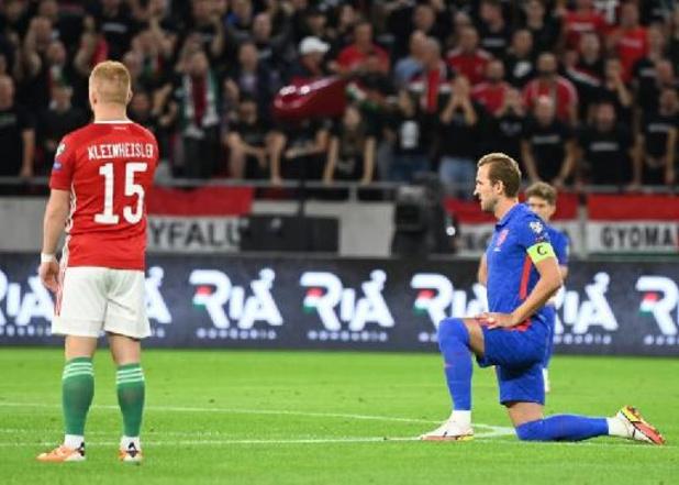 Enquête de la Fifa après des insultes racistes contre des joueurs anglais en Hongrie