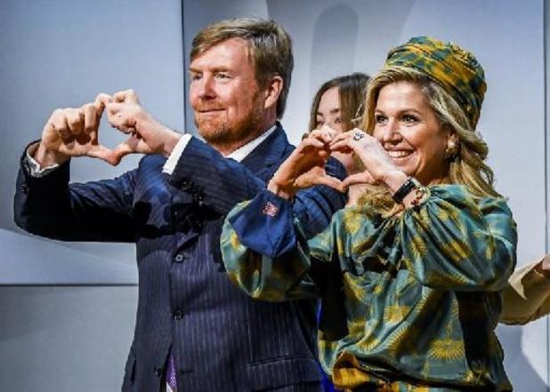 Drukte in Nederlandse steden door mooi weer op Koningsdag