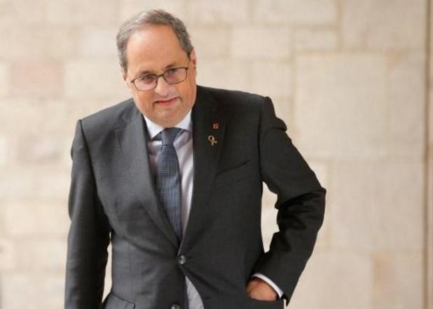 Kiescommissie laat Catalaanse regeringsleider afzetten