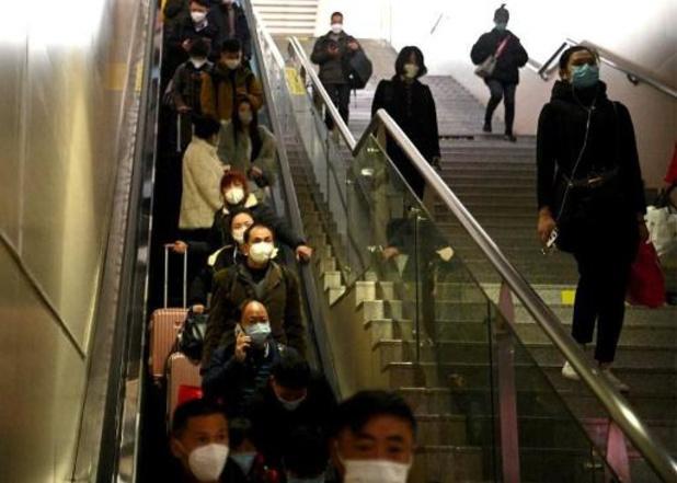 Piek coronavirus voorbij in China