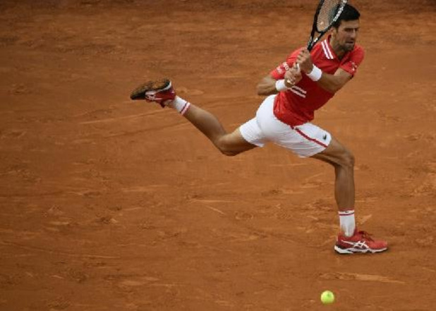Novak Djokovic en finale devant son public contre Alex Molcan