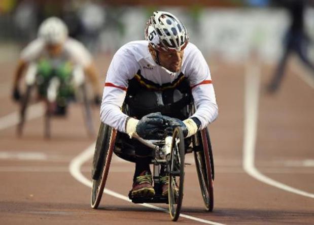 Les Mondiaux de para-athlétisme déplacés en 2022 suite au report des Jeux