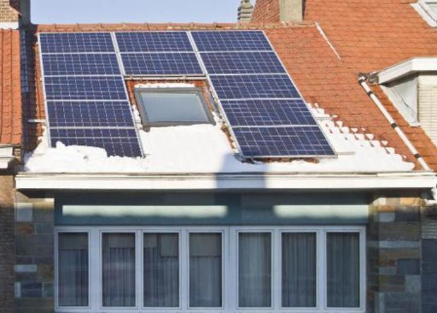 Geen btw voor particulieren die zonnestroom verkopen