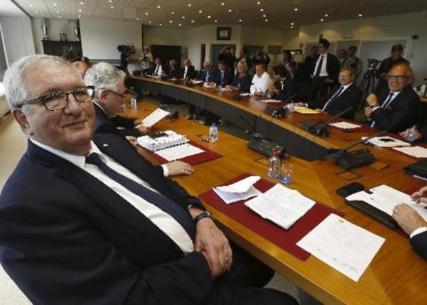 L'Union belge de football va se pencher sur la procédure d'octroi des licences