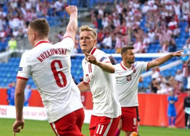 Ook in tweede oefeninterland kan Polen niet winnen