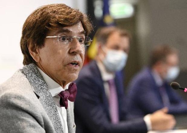 """Coronavirus - Le covid safe ticket demandé par un hôpital montois """"n'est pas autorisé"""""""