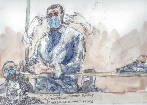 Le principal accusé malade, le procès des attentats de janvier 2015 suspendu jusqu'à jeudi