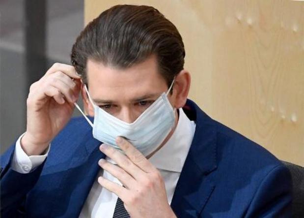 Oostenrijk begint maatregelen te versoepelen