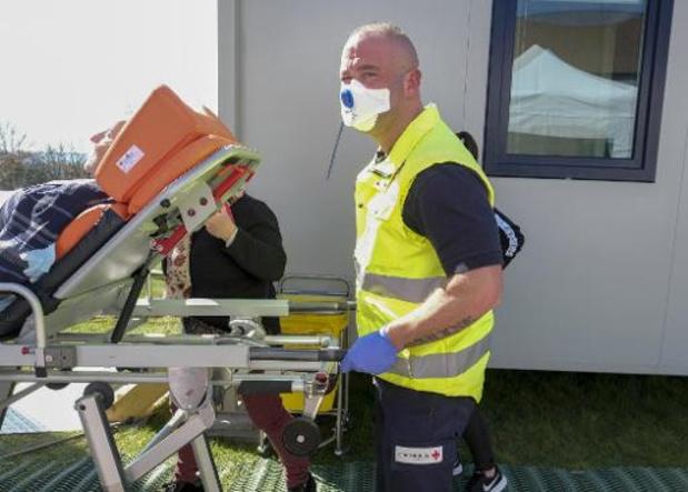 Circulation accrue du virus, accélération des nouvelles hospitalisations, 42 décès de plus