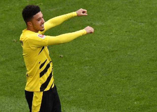 Belgen in het buitenland - Bayern ziet Dortmund en Thorgan Hazard winnen van Leipzig en pakt zo 31e landstitel
