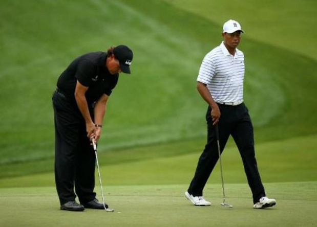'The Match' 2: Woods/Manning contre Mickelson/Brady le 24 mai en Floride