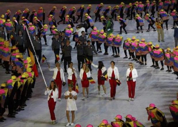 JO 2020 - Les porte-drapeaux belges aux Jeux Olympiques d'été
