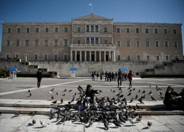 Stakingen leggen openbare leven in Griekenland stil