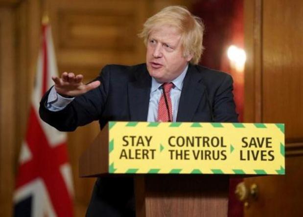 Europese leiders en Johnson houden topoverleg op 15 juni