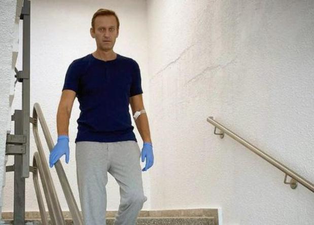 Russische autoriteiten vragen aanhouding van Aleksej Navalny