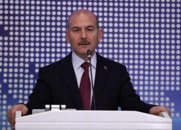 Coronavirus - Turkse minister van Binnenlandse Zaken stapt op na kritiek over aanpak coronacrisis
