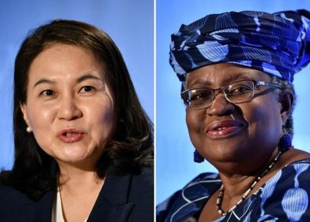 Yoo Myung Hee geen kandidaat meer om WTO te leiden, VS steunen nu toch Okonjo-Iweala