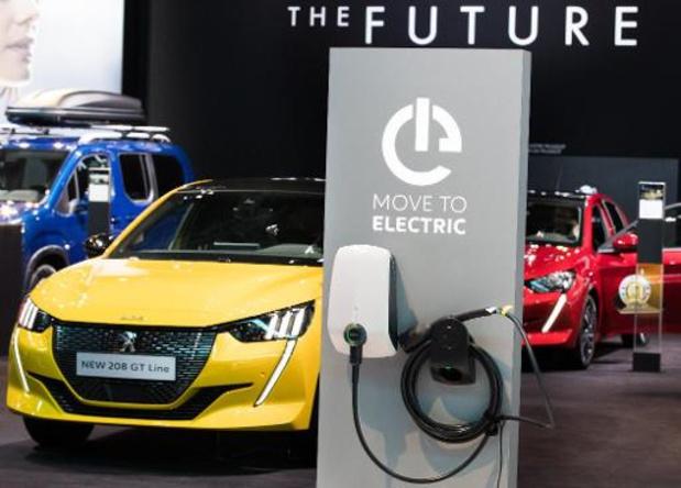 Hauts-de-France: Renault compte produire 500.000 véhicules par an sur son pôle ElectriCity