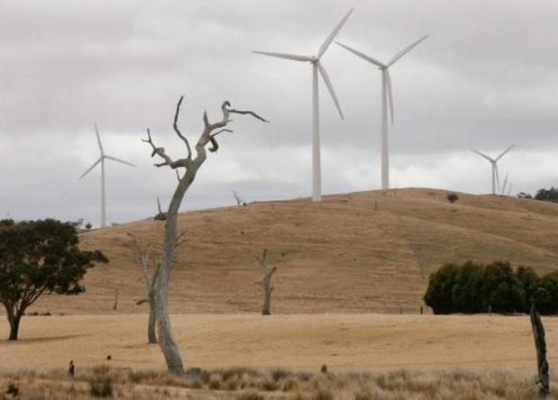 Hernieuwbare energie helpt Australië om CO2-uitstoot naar beneden te halen