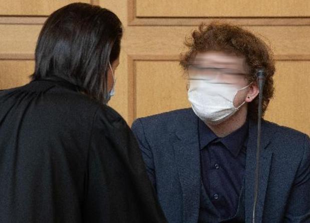 Assisen Waals-Brabant - Arnaud Spriesterbach veroordeeld tot 10 jaar gevangenis voor doden van vader