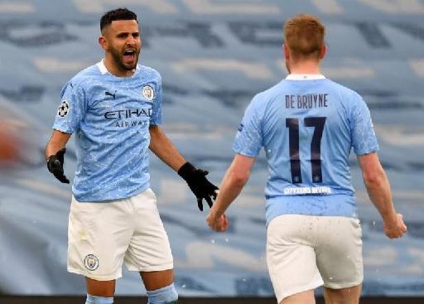 Ligue des Champions - Manchester City et De Bruyne confirment contre le PSG et s'offrent une 1re finale de C1