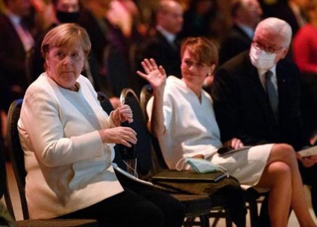 Duitsland viert 30e verjaardag van hereniging met kleinschalig evenement