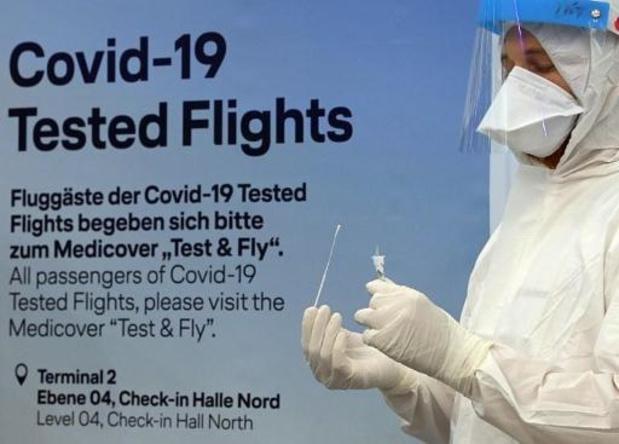 Ondanks lockdown opnieuw recordaantal besmettingen in Duitsland