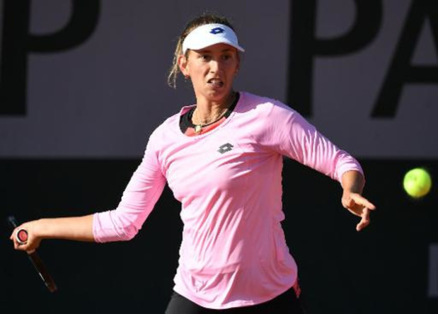 Roland Garros - Mertens hoopt zich snel aan te passen aan het gravel in Parijs