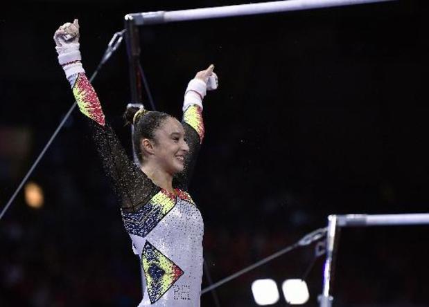 Nina Derwael emmène une sélection de neuf Belges au championnats d'Europe de gymnastique artistique