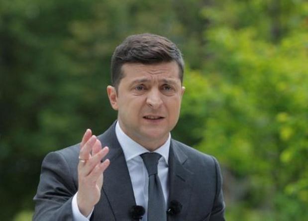 Ukraine: pas de sommet de paix pendant la pandémie