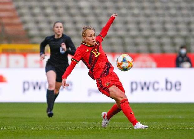 Red Flames - Les Red Flames s'inclinent 3-0 en Espagne en préparation