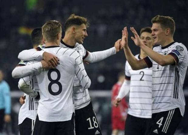 Kwal. EK 2020 - Duitsland, Nederland, Kroatië en Oostenrijk zijn geplaatst