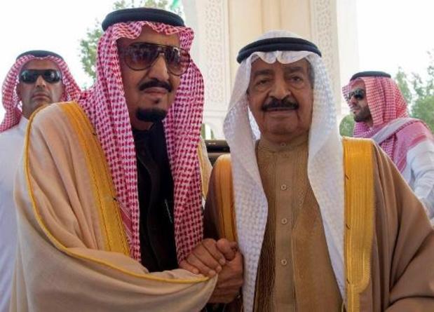 Bahreinse premier overleden, langstzetelende ter wereld