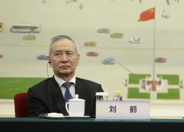 Un consensus dégagé lors de nouvelles discussions entre la Chine et les Etats-Unis