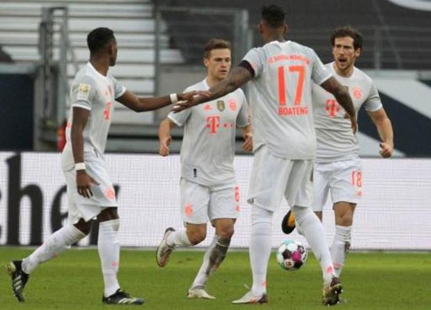Déforcés, le Bayern Munich et le Real Madrid seront en danger à la Lazio et à l'Atalanta