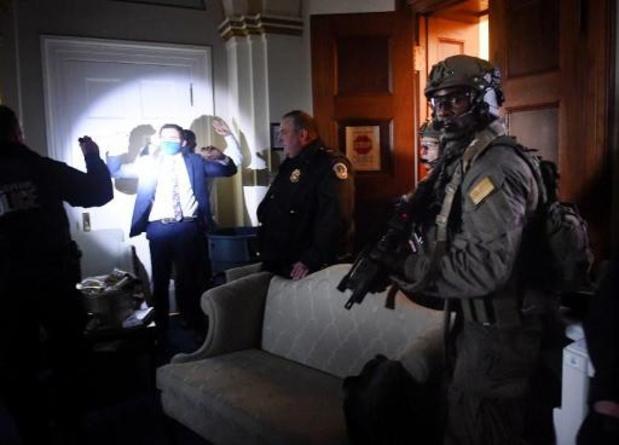 Insurrection à Washington - Les violences au Capitole ont fait au moins quatre morts