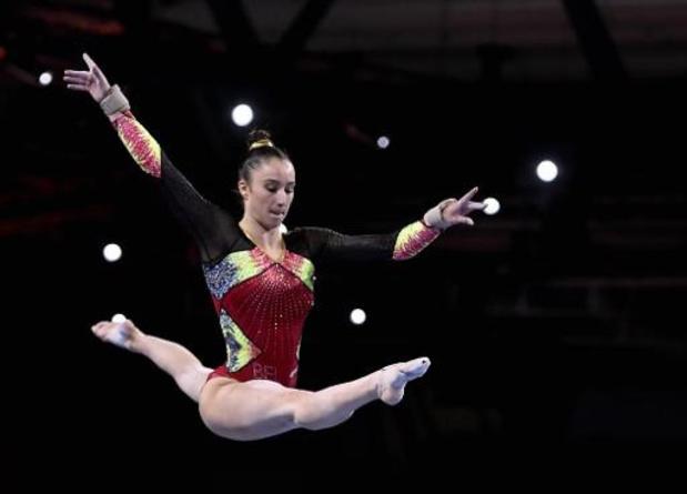 Mondiaux de gymnastique - La Belgique qualifiée pour les Jeux de Tokyo, trois finales pour Nina Derwael