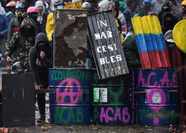 Colombie: des jeunes plus politisés, fer de lance des manifestations