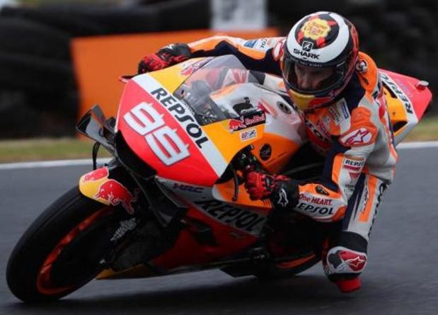 Drievoudig wereldkampioen Moto GP Jorge Lorenzo kondigt zijn afscheid aan
