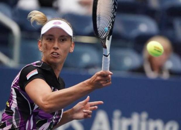 Elise Mertens staat in kwartfinales