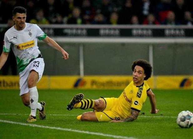 Dortmund stoomt Witsel klaar voor clash met Bayern