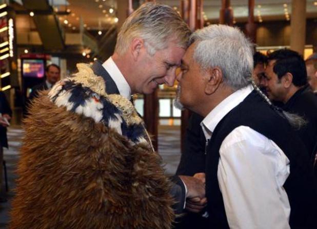 Maori zien tijdelijk af van traditionele neusgroet in Wellington