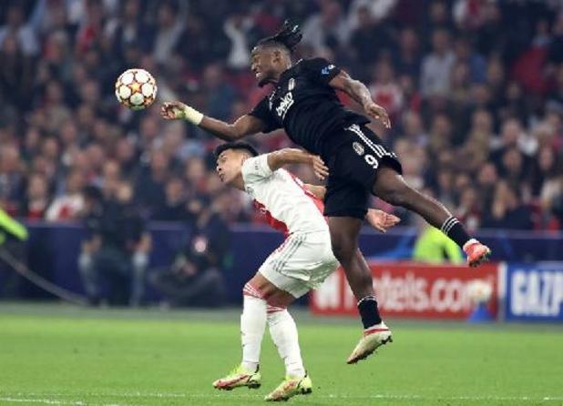 Batshuayi et Besiktas s'inclinent à l'Ajax, le Shakhtar et l'Inter partagent l'enjeu