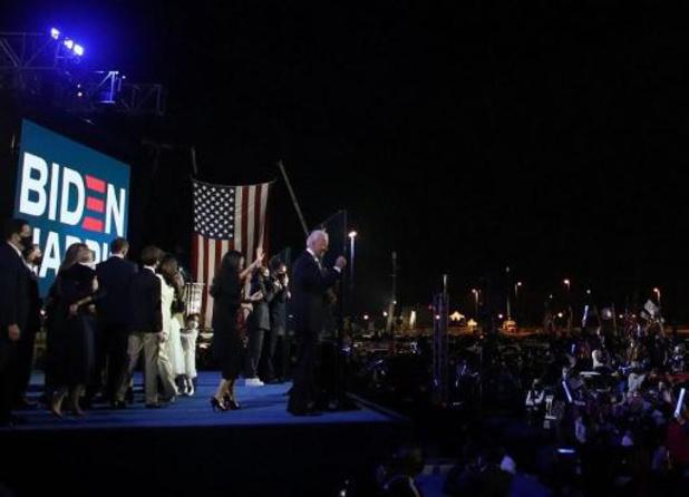 Team-Biden lanceert transitiewebsite