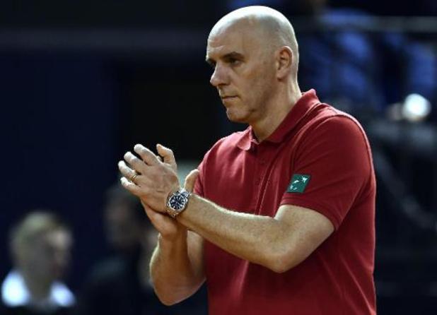 Coupe Davis - La Hongrie et la Belgique dos à dos (1-1) avant la journée décisive samedi vers les Finals
