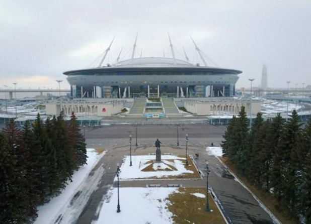 Rusland ontvangt Rode Duivels in uitverkocht Krestovskistadion