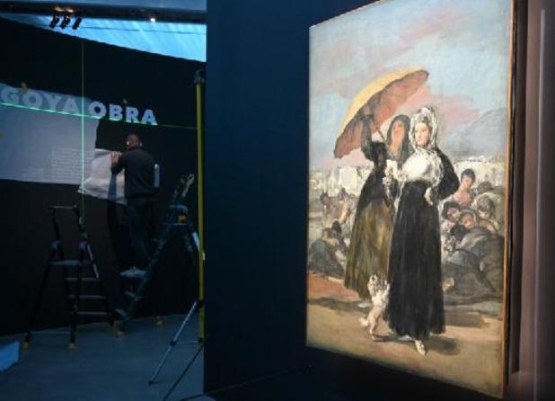 """A Lille, plongée dans le """"Domaine du Sourd"""", lieu de vie et de création de Goya"""