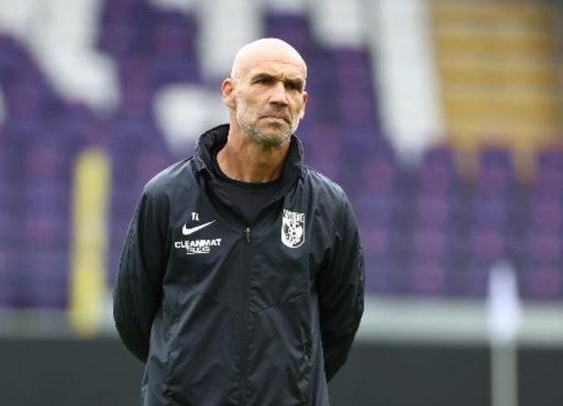 """""""Anderlecht is een grote club, maar we kunnen ons met hen meten"""", meent Thomas Letsch"""